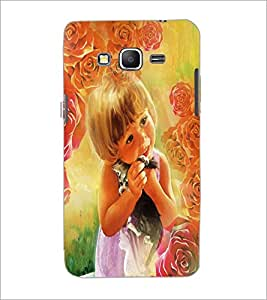 PrintDhaba Cute Baby D-4354 Back Case Cover for SAMSUNG GALAXY GRAND PRIME (Multi-Coloured)