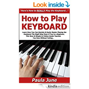 how to learn play on keyboard