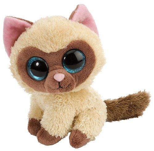 Wild Republic L'Il Sweet & Sassy Siamese Cat Mocha Plush