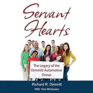 Servant Hearts Audiobook