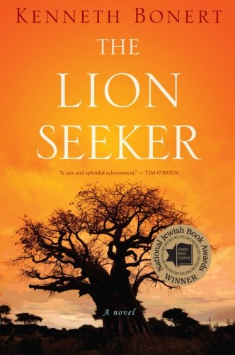 The Lion Seeker front-831723