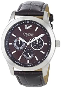 Caravelle by Bulova 43C104 - Reloj de pulsera hombre