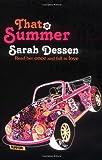 That Summer (0141325828) by Dessen, Sarah