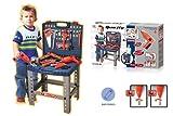 XXL Kinderwerkstatt viel Zubehör Koffer Elektrischer Bohrer Rezessionen