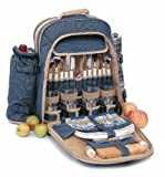Picnic & Beyond The Camper - ABG 4 Person Picnic Backpack