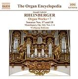 Rheinberger - Organ Works Vol 7