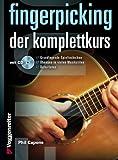 Fingerpicking. Der Komplettkurs, m. Audio-CD
