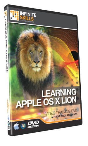 Learning Apple 10.7 OS X Lion - Training DVD - Tutorial Video (Apple Os X Lion Software compare prices)