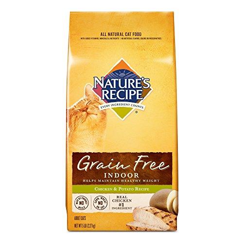 Nature S Recipe Grain Free Chicken Potato Cat Food