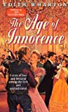 The Age of Innocence (0812567102) by Wharton, Edith