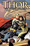 img - for Thor: The Mighty Avenger, Vol. 1: The God Who Fell to Earth book / textbook / text book