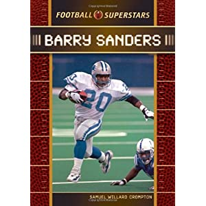 Barry Sanders Biography