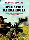 img - for OPERACI N BARBARROJA (Spanish Edition) book / textbook / text book