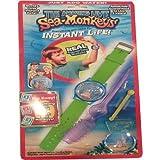 The Amazing Live Sea Monkeys Real Aquarium Wristwatch
