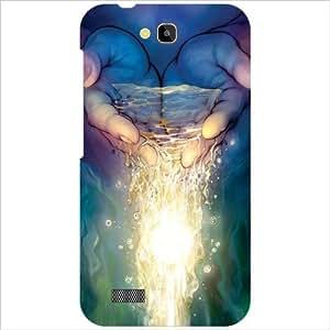 Honor Holly Hol-U19 Back Cover - Sparkling Designer Cases