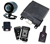 Excalibur (AL1860EDPB) Deluxe 2-Way Vehicle Security and Remote Start System