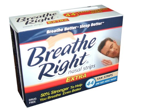 Breathe Right Extra Strong, One Size Fits All