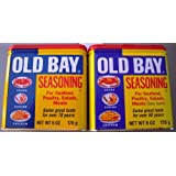 Old Bay Original Seasoning 6oz (Pack of 2)