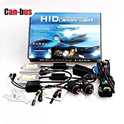 See 12V 55W 9007 8000K High / Low Premium Ac Error-Free Canbus Hid Xenon Kit For Headlights Details