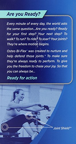 Osteo Bi-Flex 关节营养补充片 120粒图片