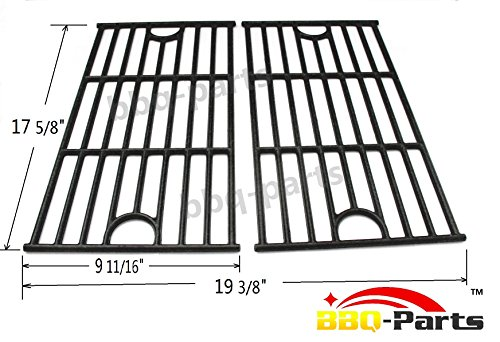 Hongso PCA312 Universal Gas Grill Grate Cast