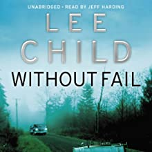 Without Fail: Jack Reacher 6 Audiobook by Lee Child Narrated by Jeff Harding