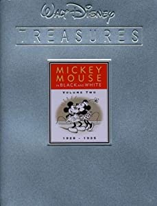 Mickey Mouse in Black and White, Volume 2