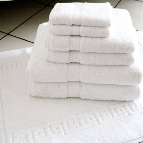 Luxury Collection Bath Towel Sets