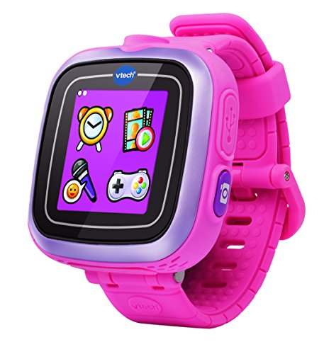 VTech - Kidizoom Smart Watch, color rosa (3480-161857)