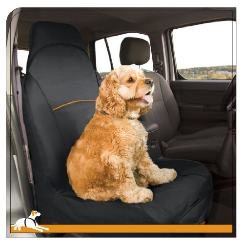Kurgo Waterproof CoPilot Car Seat Cover for Bucket Seats, Black - Lifetime Warranty by Kurgo (Kurgo Copilot Bucket Seat Cover compare prices)