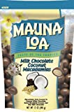 Mauna Loa Macadamias, Milk Chocolate Coconut, 11-Ounce Packages