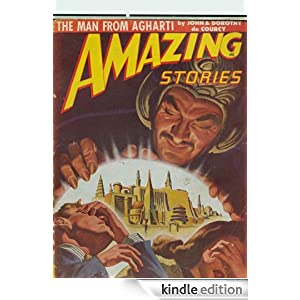 Amazing Stories - July 1948 Charles Recour, Irving Gerson, A. K. Jarvis and William P. McGivern