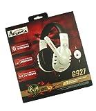 Afunta High Quality Genuine Somic 7.1 Surround Gaming Headset Stereo Headphone Powerful Bass Earphone with Mic USB Plug 2.9m Cords (Black)