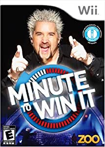 Minute To Win It - Nintendo Wii