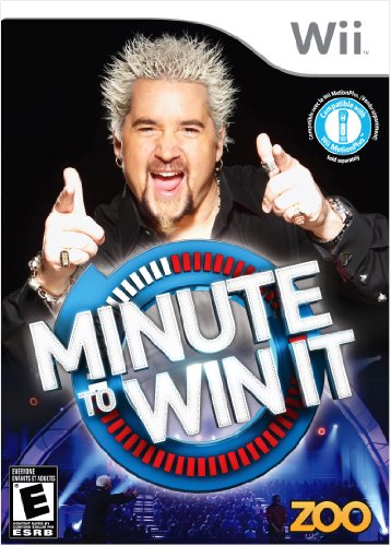 Minute To Win It - Nintendo Wii - 1