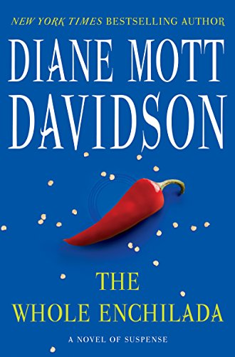 Culinary cozy mystery fan? Don't miss out on this 80% price cut!  The Whole Enchilada (Goldy Schulz Book 17) by Diane Mott Davidson