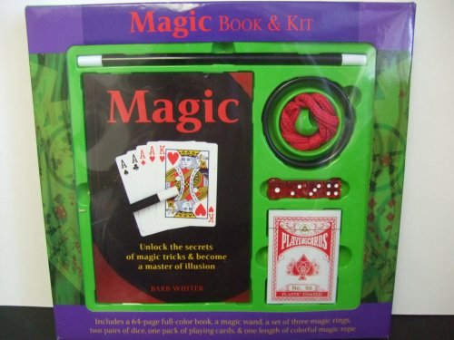 The Great Magic Book & Kit - 1