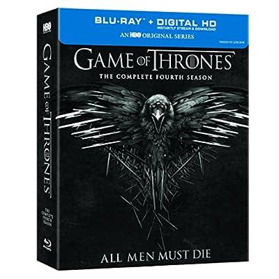 Game of Thrones: Season 4 BD+Digital [Blu-ray]