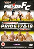 PRIDE 17 And 18 [DVD]