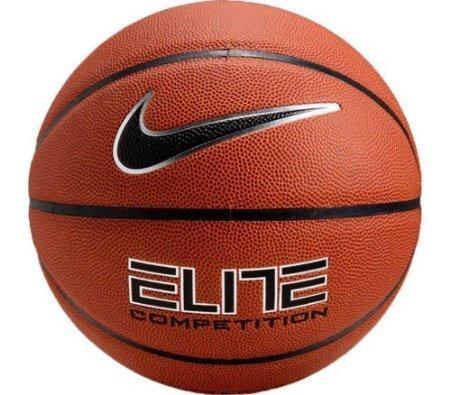 Nike Elite Competition 8-panel Basketball Ball Bb0446-801 Size 7 - 29.5