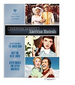 Essential Classic American Musicals [Import USA Zone 1]