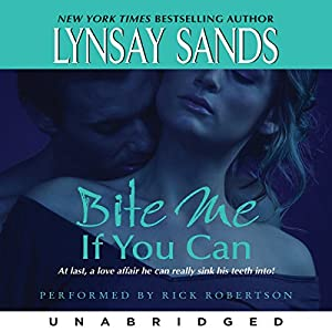 Bite Me If You Can Audiobook