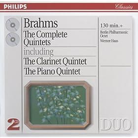 Johannes Brahms: String Quintet No.2 in G, Op.111 - 3. Un poco allegretto
