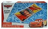 ディズニー(Disney) カーズ 子供用 フロートボート マット 浮き輪 ブルー 41.9×117cm 28334CAR