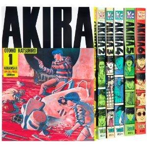 AKIRA 全6巻完結セット