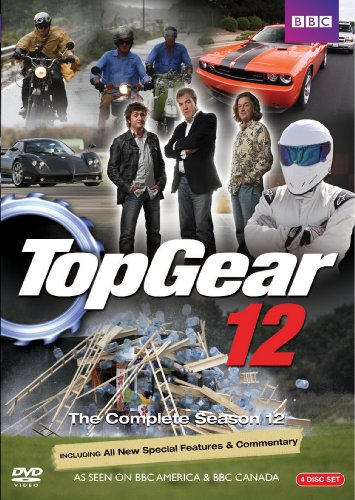 Top Gear: Complete Season 12 (4pc) (Ws) [DVD] [Import]