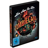 Zombieland (Limited Steelbook Edition)  [Blu-ray]