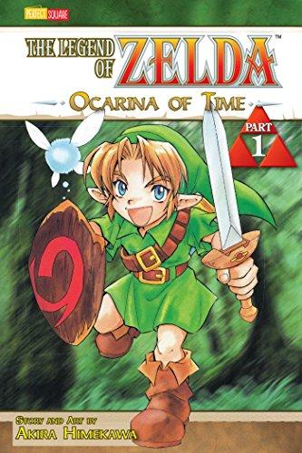 The Legend of Zelda: Ocarina of Time - Part 1 (Zelda, #1)
