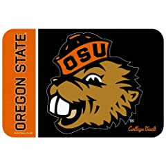 Buy NCAA College Vault Oregon State Beavers 20-by-30-Inch Floor Mat by WinCraft