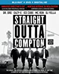 Straight Outta Compton (Blu-ray + DVD...